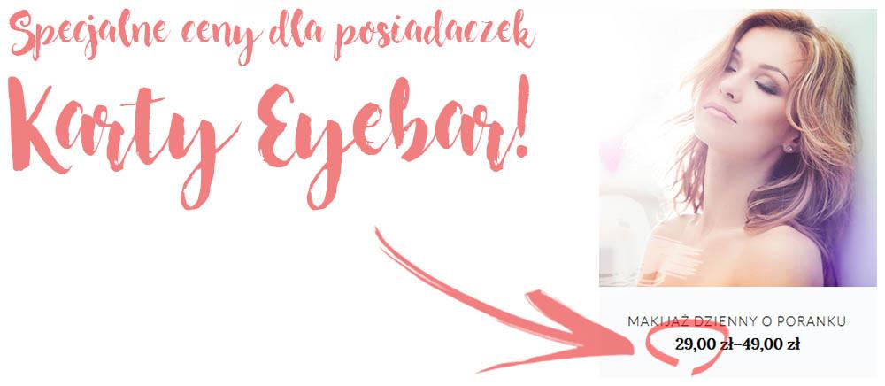 Specjalne ceny zKartą Eyebar