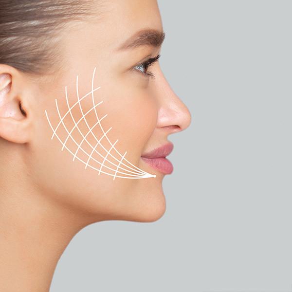 Stylizacja brwi zgimnastyką twarzy Eyebar System Supreme